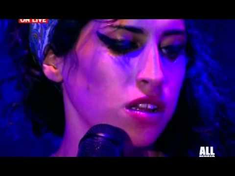 Amy Winehouse  At Alcatraz Milano 26.10 2007 Some Unholy War