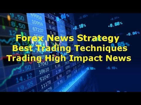 Best forex news trading strategy