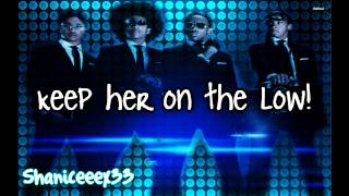 Mindless Behavior- Keep Her On The Low HD LYRICS