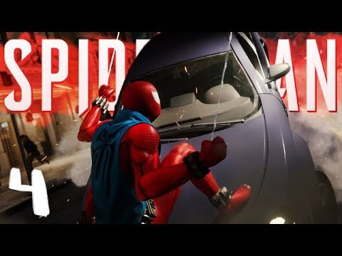 CITY JAMMERS : Marvels Spider-Man PS4 Part 4