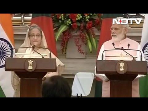 PM Narendra Modi Announces $4.5 Billion Line Of Credit For Bangladesh