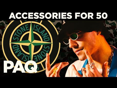 The KEY to a perfect fit... Accessories on a Budget | PAQ Ep #19 | A Show About Streetwear