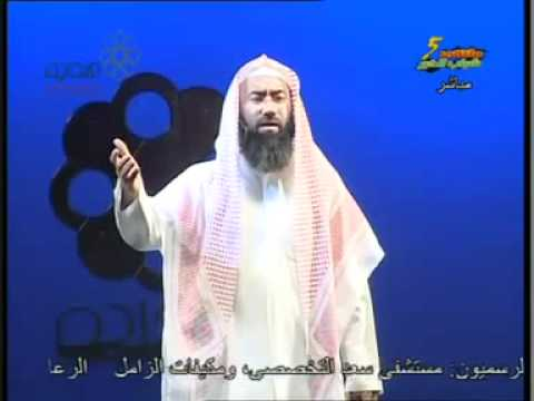 لقاء نبيل العوضي مع زعيمة عبدة الشيطان