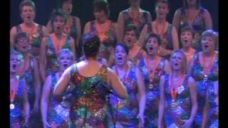 The White Rosettes: Gospel Medley - Show at European Convention 2009