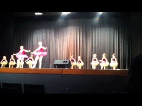 """Bonnie Williams Dance Studio """"Stepping Out"""" (May 2013 Revue)"""