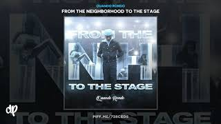 Quando Rondo -  Scarred From Love [From The Neighborhood To The Stage]