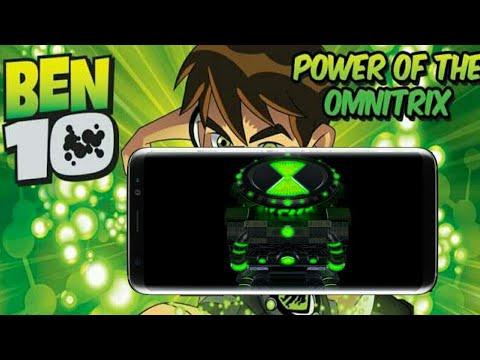 Ben10 Power Of Omnitrix Apk Download/ben Ten Game For Android/only 1mb