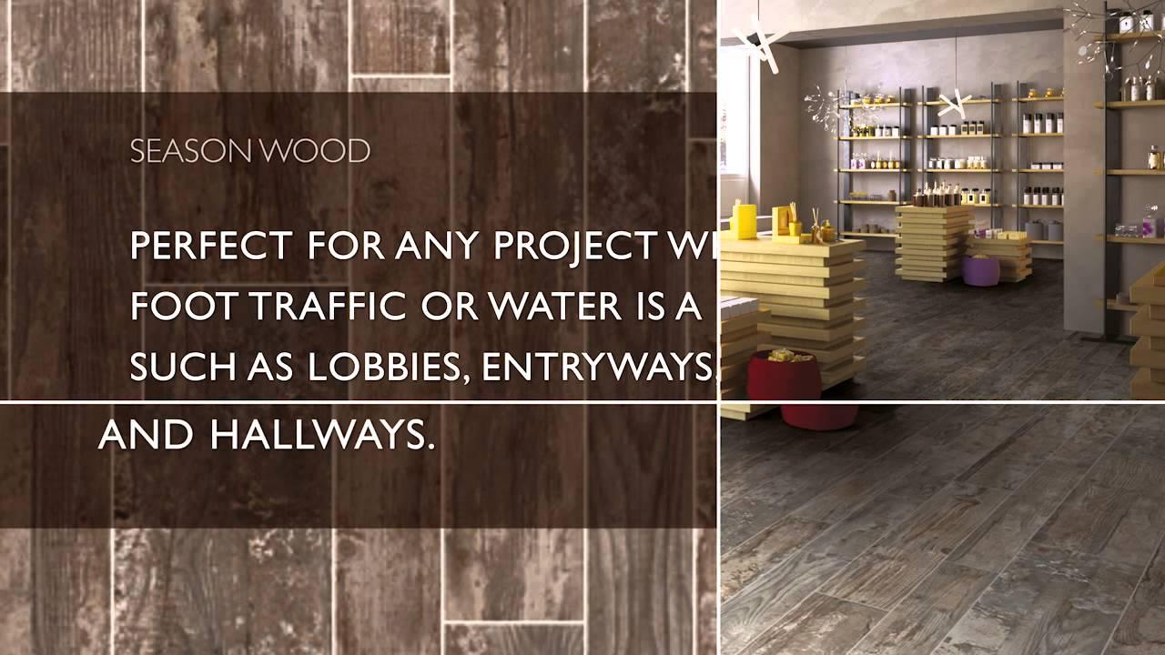 Season Wood YouTube - Daltile wood tile price