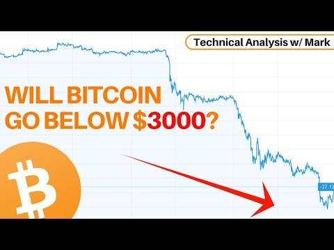 Will Bitcoin Go Below $3,000!? When? - BTC Technical Analysis