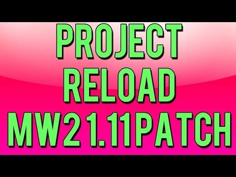 Call of Duty Modern Warfare 2 Project Reload Old School Mods 1.11 Patch (+Download)