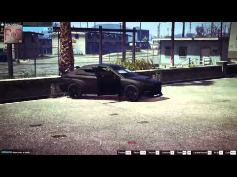 GTA V with RageQuit Norway