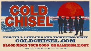 Cold Chisel   Blood Moon Tour 2020 Trailer