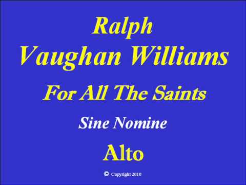 Alto-Sine Nomine-VaughanWilliams.wmv
