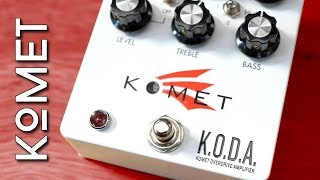 Komet KODA - Review - with Carl Francis