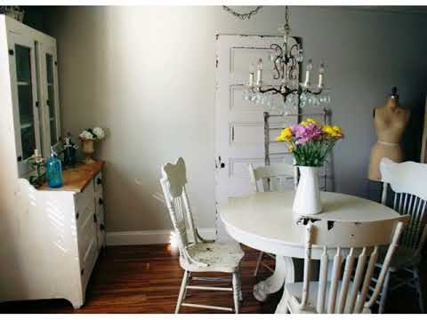 Older Country Cottage Dining Room Ideas