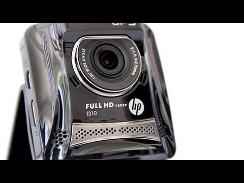 HP F310 Car Camcorder Review