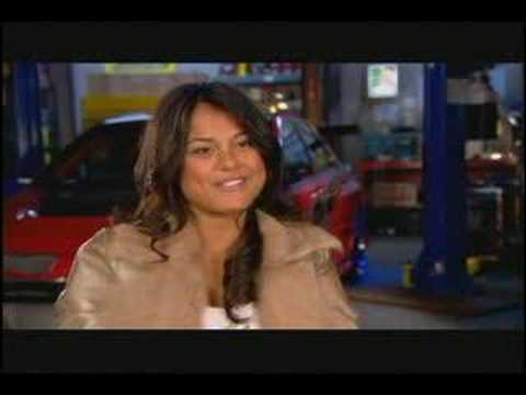NATHALIE KELLEY IS ONE OF THE BOYS FOR FAST AND THE...
