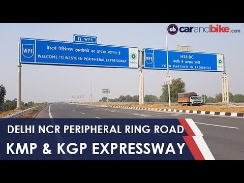 NCR Peripheral Ring Road - KGP/KMP Expressway | NDTV carandbike