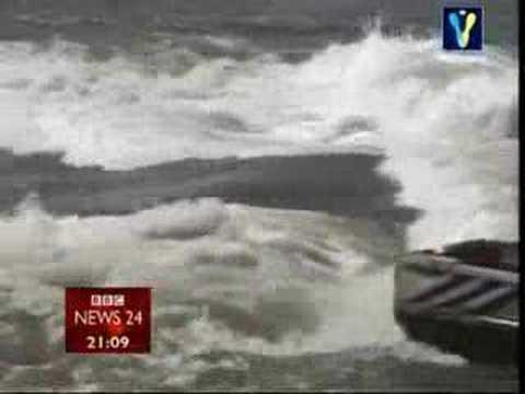 Indian Ocean Tsunami - Part 1
