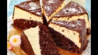 """Торт """"День и Ночь"""", рецепт приготовления."""
