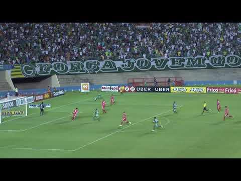 SagresTV: Confira como foi o jogo Goiás x Anapolina