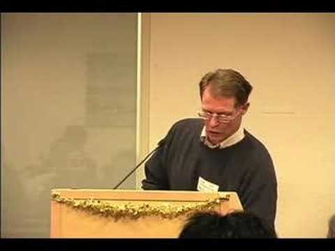 Kim Stanley Robinson On Google and Climate Change
