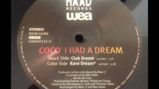 Coco - I Had A Dream