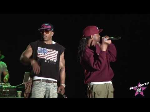 Nelly 'Shake Ya Tailfeather' Live at KDWB's Star Party 2013!