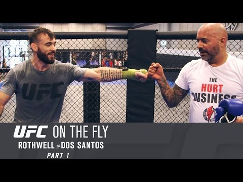 Fight Night Zagreb: UFC On the Fly - Episode 1