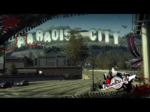 Burnout Paradise - Guns N Roses Trailer