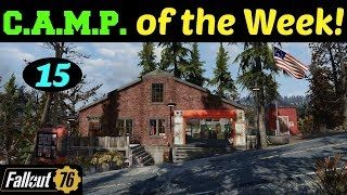 Fallout 76: CAMP of the Week! 15