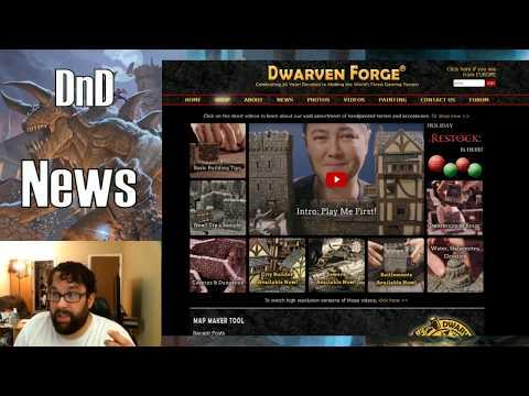 DnD News - Fans want an official Lego Dungeon Master set for D&D terrain