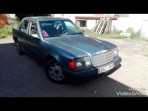 Mercedes-Benz W124 за 50к. ДИЗЕЛЬНЫЙ ТРАКТОР, МИЛЛИОННИК