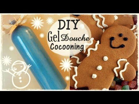 DIY • Gel Douche Cocooning
