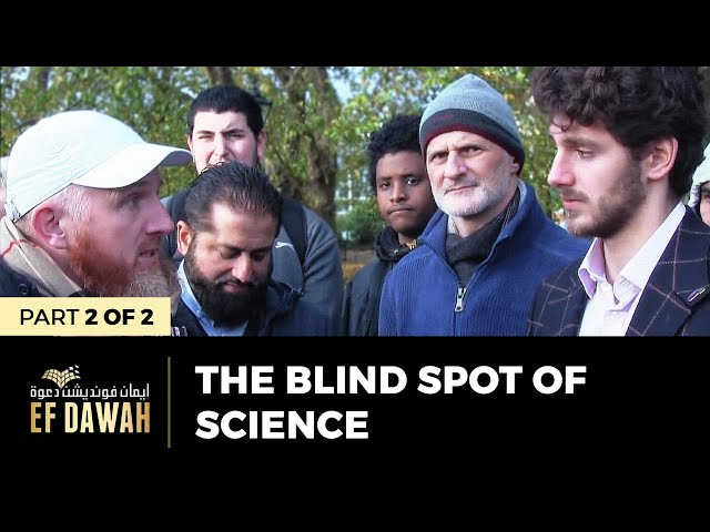 The Blind Spot Of Science||Pt2