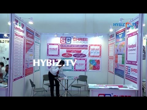 Shree Chemicals, Ahmedabad | IPHEX 2017 Pharma And Health Care Exhibition Hyderabad | Hybiz