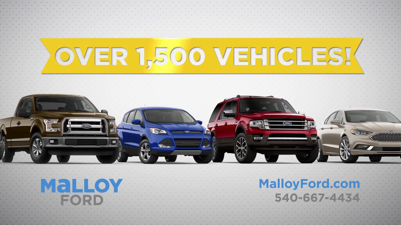 Spring Fever Sales Event Malloy Ford Of Winchester Va Youtube