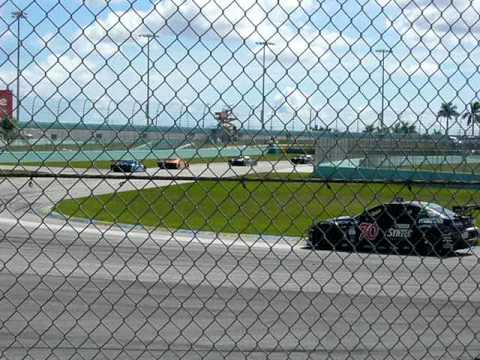 2010 Grand Am Road Racing at Homestead Miami Speedway