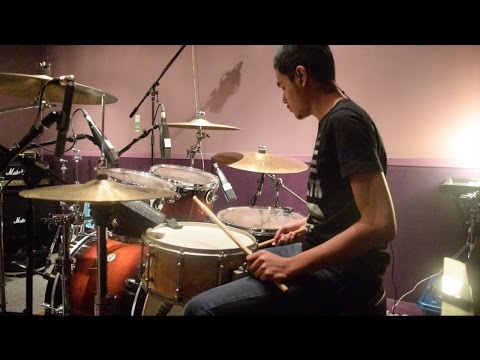 Lygophobia Drum Cover - Akim & The Majistret
