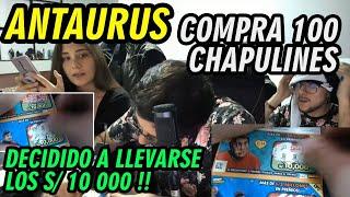 ANTAURUS JUNTOA  KROSTY  RASPAN 100 CHAPULINES DECIDIDOS EN LLEVARSE 10 000 NUEVOS SOLES! - DOTA 2
