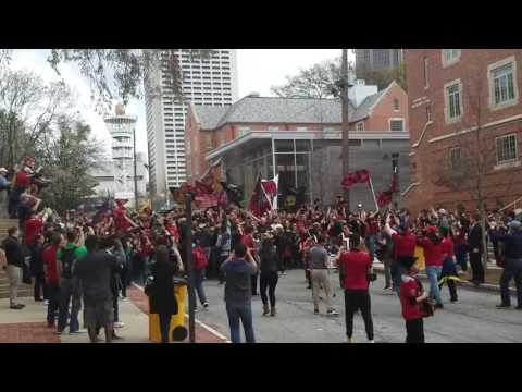Atlanta United Supporters Groups Walk-In