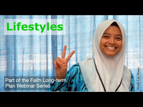 Webinar: Lifestyles, consumerism, & simple living