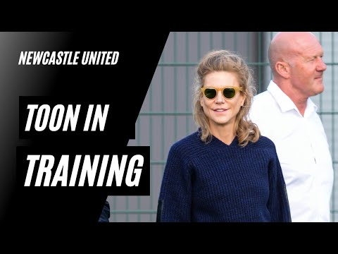 TOON IN TRAINING | Amanda Staveley and Mehrdad Ghodoussi Watch Training For the First Time