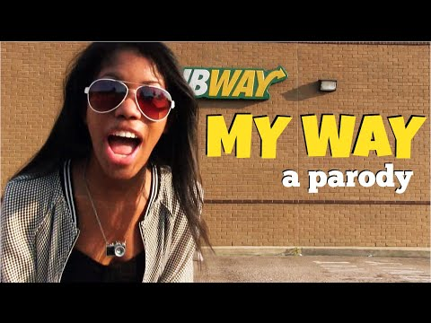 Fetty Wap – My Way (Parody) | Healthy Food