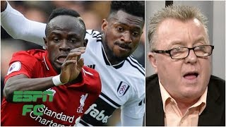 Liverpool's win vs. Fulham 'an absolute disaster' - Steve Nicol | Premier League