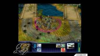 Command & Conquer Generals PC Games Gameplay - I like