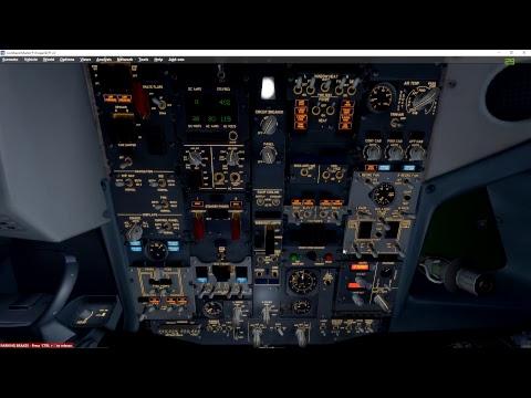 Owen Roberts International MWCR-Norman Manley International MKJP, Vatsim, Fs2Crew,ASN PMDG 737