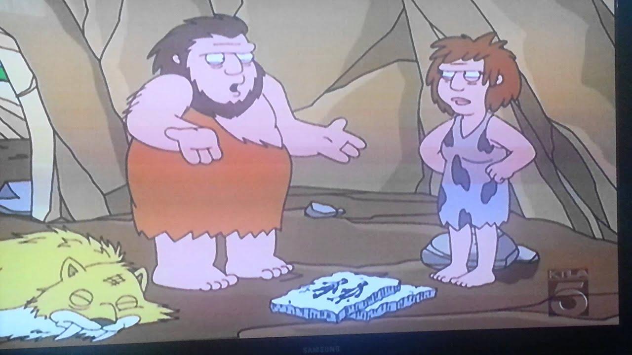 Cartoon Porn Family Guy Drawing - family guy caveman porn argument