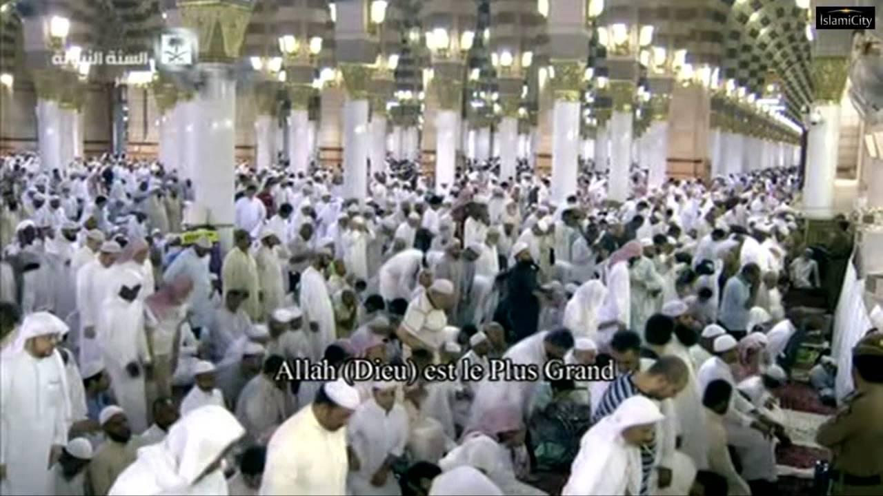 Download HD Full Taraweeh Madinah 1437/2016 Day 29  - Qur'an start from 78:1 (Juz 30 Khatam Qur'an)