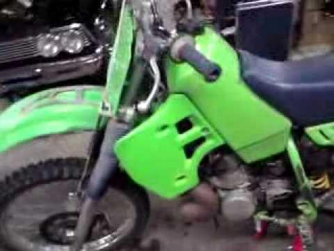 Kawasaki KX 500 1988